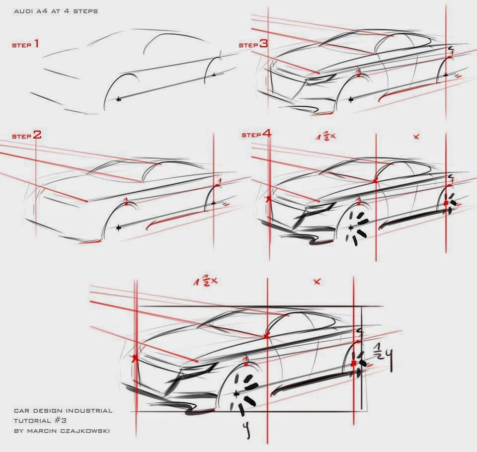 how to sketch tutorial
