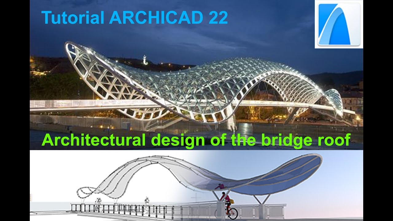 archicad 21 roof tutorial