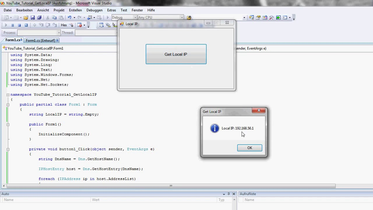 assembly in c# tutorial