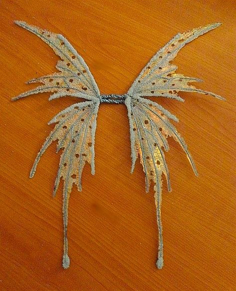 doll fairy wings tutorial